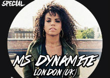 MS DYNAMITE UPCOMING EVENT